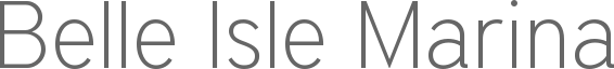 www.belleislemarina.co.uk Logo